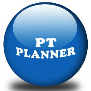 PT Planner App Icon